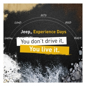 Jeep Experience Days